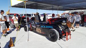 202@232 - En savoir plus sur la Speed Week de Bonneville